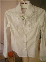 продам новую блузку фирма Инфанта р.122