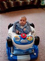 наша первая машина