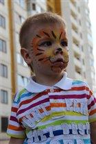 Я тигрёнок, а не киска)))