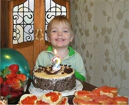 День рождения Ярославика
