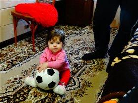 Ура!Болеем за футбол!!!!