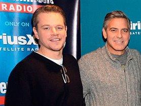 Мэтт Дэймон о помолвке Джорджа Клуни