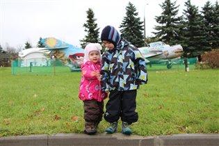 Детки в форесте)