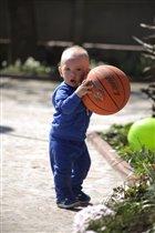 люблю баскетбел