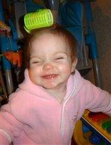 Главное-улыбаться!Я ведь красавица)))