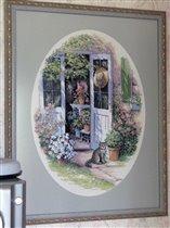 Садовые двери (Dim.)