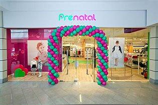 Первые в России магазины товаров для мам и малышей PRENATAL MILANO
