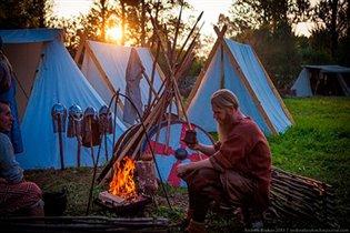 ЛАДОГА 2014 - Эпоха викингов оживает в первой столице Руси