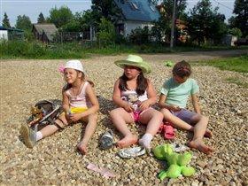 Наше деревенское лето