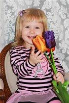 Цветочек с цветочком!