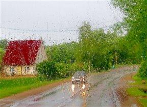 Всё под дождём кроме меня