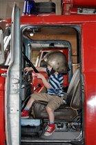 Я буду пожарным!