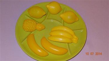 кисло-сладкий  желтый