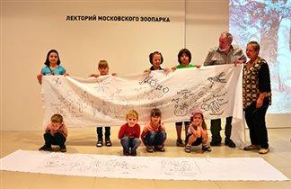 Мастер-классы на выставке «Как построить зоопарк?»
