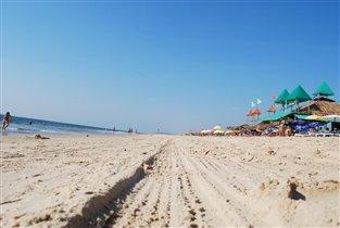 Пляж Кандолим. Гоа