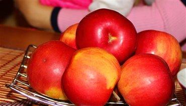 Яблочки спелые,наливные))