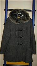 Пальто осеннее привозное на 44-46