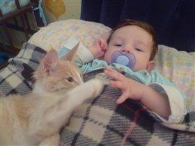 Друзья с детсва