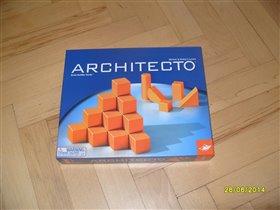 Развивающиая игра Архитекто на возраст 6+