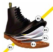 Легендарная обувь Dr. Martens