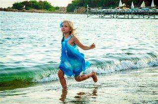 Бегущая по волнам...
