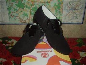 весенние ботиночки для д/д 38 размер 770 руб.