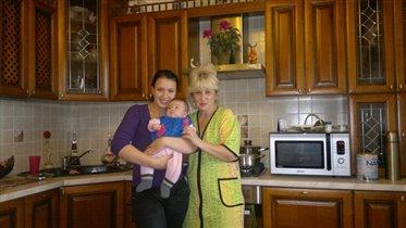 Девочки на кухне!
