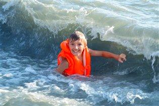 Морское приключение!