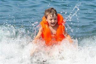 Кругом вода, а мне так весело, как никогда!!!