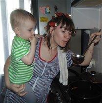 мы на кухне