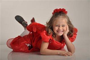 Яркие детки - веселые детки))))