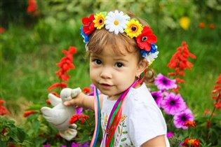 маленька Україночка