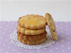 Другое лавандовое печенье