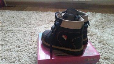 Ботинки  Minimen осень