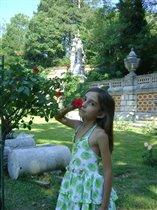 на экскурсии в Массандре Крым