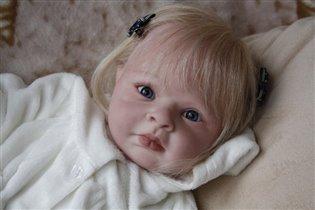 Кукла реборн Рябинка. ПРОДАЖА!