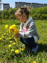 Аринка и весна
