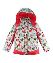 Куртка для девочки размер 5-6лет