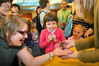 Всемирный день животных в Дарвиновском музее