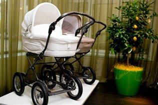 Новая коллекция премиальных детских колясок автокресел и других товаров для детей от Inglesina