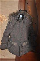 Куртка зима р-р 146