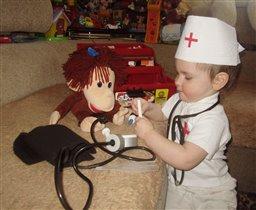 Добрый доктор Айболит