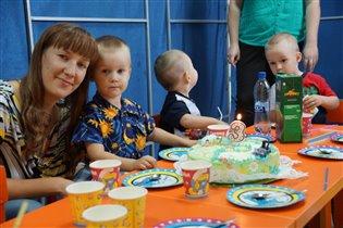День рождения Ивана