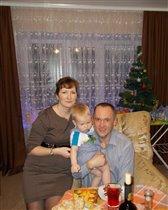 Первый Ванюшин Новый год!