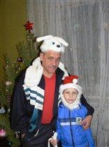 Дед Мороз и Заяц)