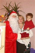 наш юный Новый год -большой помощник Дед Мороза