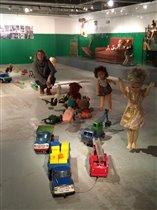 Выставка 'Советское детство'