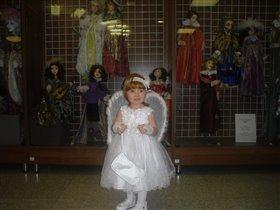 Театр куклы,актера,маски Арлекин