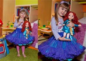 Любимая куколка Мерида