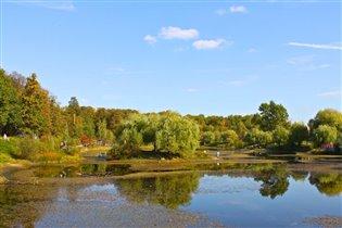 Осень в Гольяново